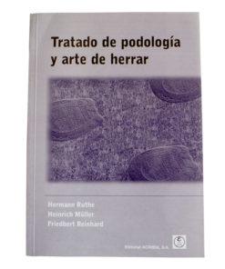 Libro Tratado De Podologia Y Arte De Herrar