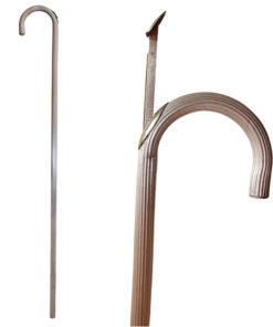 Baston Para Medir Caballos De Aluminio