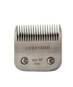 Repuesto Cuchilla Esquiladora Liveryman Kare Pro 100 Veterinar