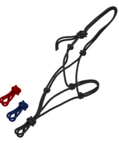 Cabezada De Cuerda Anudada